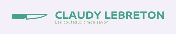Claudy Lebreton : coutelier