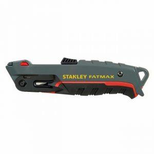 Couteau - STANLEY Couteau de sécurité à lame auto-rétractable FATMAX - par Claudy Lebreton