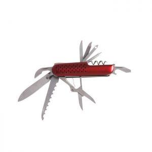 Couteau - CAO CAMPING Couteau combiné - 15 fonctions - par Claudy Lebreton
